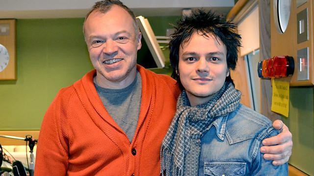Jamie Cullum & Graham Norton