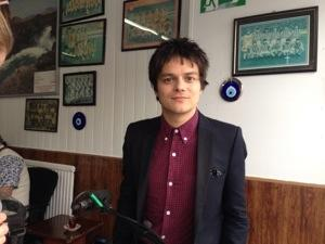 Jamie Cullum's music video