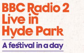 Hyde Park A Festival Day