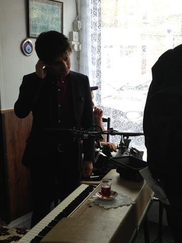 Jamie Cullum's music video