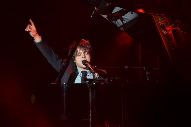Jamie Cullum German Radio Awards