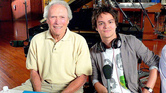 Jamie & Clint Eastwood